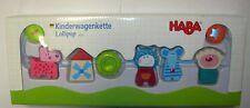 Kinderwagenkette Lollipop  HABA 3635