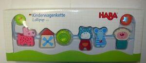 Pram Lollipop Haba 3635