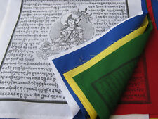 Colorful Tibetan Art ~ PRAYER FLAGS ~ Highest Quality