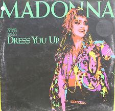 """Vinyle maxi Madonna """"Dress you up"""""""