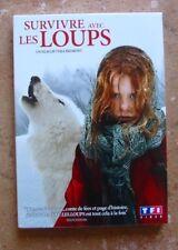 DVD SURVIVRE AVEC LES LOUPS - Mathilde GOFFART