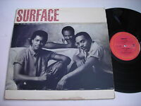 Surface Self Titled 1986 LP VG++
