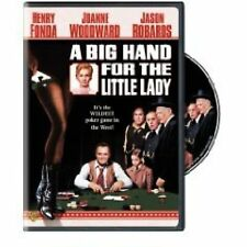 A Big Hand for the Little Lady - UK Region 2 Compatible DVD Henry Fonda, Joanne