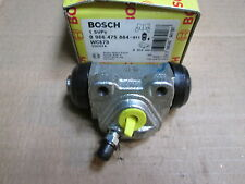 TOYOTA AVENSIS RIGHT HAND REAR WHEEL CYLINDER  BOSCH 0986475884