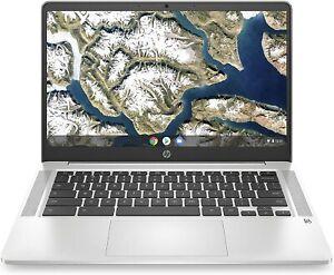 "HP - 14"" HD Chromebook - Intel Celeron N4000 Processor - 4GB Memory - 32GB eMMC"