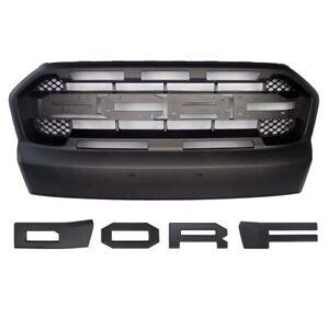 Ford Ranger Grille PX2 MK2 BLACK UPGRADE 2015 16 17  grill PREORDER