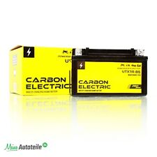 AGM Batterie YTX7A-BS Motorradbatterie 12V 6Ah Quad Roller Boot UTX7A-BS