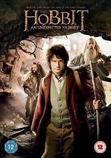 The Hobbit: An Unexpected Journey [DVD] Martin Freeman Brand New and Sealed UK