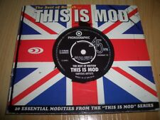 THIS IS MOD BEST OF THE CIRCLES KILLERMETERS SMALL WORLD MERTON VIPS REVIVAL 79