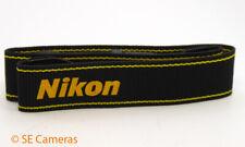 Genuine NIKON Cuello Correa-NIKON Stock-Nuevo