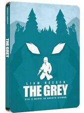 Dvd THE GREY - (2011) (Steelbook) Liam Neeson    ......NUOVO