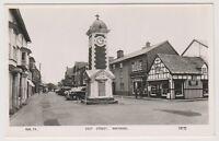Wales postcard - East Street, Rhayader - RP (A406)