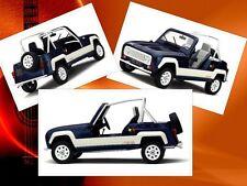 Renault 4l jp4 Otto Mobile limitado a 1.500 trozo 1:18