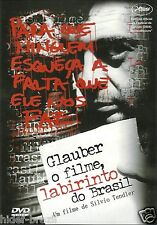 DVD Glauber O Filme Labirinto do Brasil [ Region ALL ]