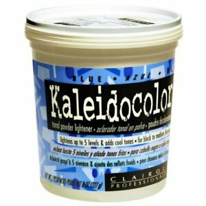 Kaleidocolors Tonal Powder Lightener Blue 8 oz.