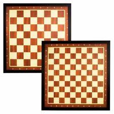 Schreuders Sport 49cd Drafts tablero ajedrez con cenefa 50 6x50 6x1 5cm
