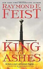 King of Ashes (The Firemane Saga, Bk. 1)