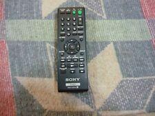 Genuine Sony RMT-D187A DVD Remote Control