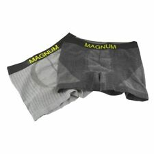 Boxer Briefs Bamboo Charcoal Cotton Breathable 2 Pack Underwear MKCKNO