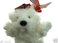 Westie Cane Tartan Guanto PUPAZZO Keel Toys Morbido Peluche 27cm regalo per San Valentino
