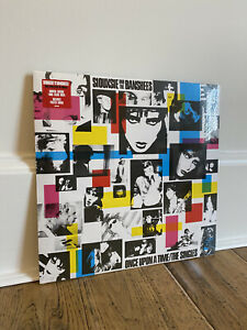 Siouxsie And The Banshees - Once Upon A Time - Clear vinyl. New & Sealed
