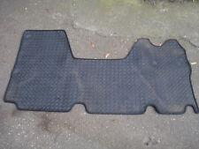 Renault Master Rubber floor mat 2.5 DCI 56 reg Dropside
