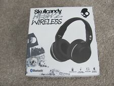 New Skullcandy Hesh 2 Bluetooth Wireless Headphones with Mic Black S6HBGY-374