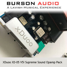 XDuoo XD-05 DAC Headphone Amp V5i SS Opamp upgrade pack
