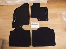 New Genuine Kia Optima 2011> Set of 4 Black velour carpet mats RHD  2T143ADE12
