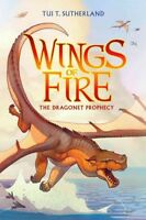 Dragonet Prophecy, Hardcover by Sutherland, Tui, Brand New, Free shipping in ...