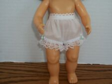"Basic Panties For 10"" Tiny Terri Lee Doll( White)"
