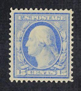 CKStamps: US Stamps Collection Scott#340 15c Washington Mint H OG