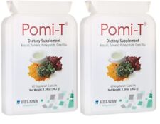Pomi-T 60 Capsules (2 Pack) Life Extension