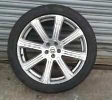 "Volvo XC90  Alloy Wheel SILVER DIAMOND CUT 3144505  21"" Genuine PIRELLI TYRE"
