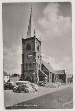 Denmark postcard - Vejle Sct Nicolaj Kirke - RP
