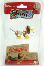 World's Smallest SLINKY DOG Miniature Toy Story 1,2,3,4 Doll House Retro