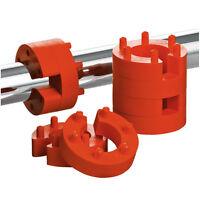 Universal Federwegbegrenzer Stick Clip X 2 U 16mm Federwegsbegrenzer VA oder HA