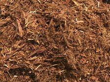 MIGHTY109 100% Natural Shredded Cedar Mulch, 48 Quarts!