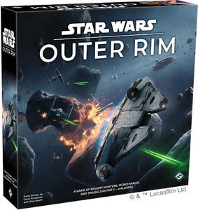 FFG Star Wars: Outer Rim