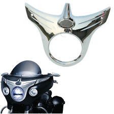 Headlight Fairing Bezel For Indian Chieftain Roadmaster 2015-20 Dark Horse 16-18