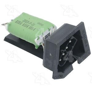 HVAC Blower Motor Resistor-Resistor Block 4 Seasons 20415