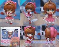 "Nendoroid 400 Cardcaptor Sakura Sakura Kinomoto Figure 4"" New In Box Good Smile"