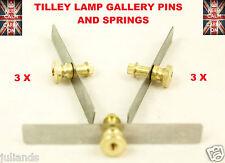 Tilley Lamp Galleria PIN E Lampada Tilley Galleria MOLLE KIT di ricambio delle parti