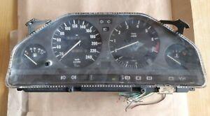 BMW E30 325i 320i Instrument Cluster Speedometer - Euro Untested OEM KPH 7K RPM