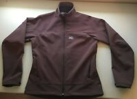 MILLET All Mountain Adventure By Experience Womens Brown Soft Shell Jacket Large