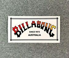 """BILLABONG Since 1973 AUSTRALIA Surf Sticker 3.25"""""""