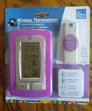 Wireless Thermometer- The Weather Channel   Have a Blessed Day