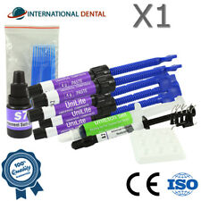 Dental Universal Restoration Composite Kit Light Cure Hybrid Filling Materials
