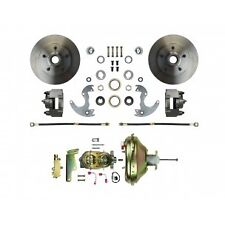 1964 -1972 Buick Skylark with 14 Inch Wheels Power Disc Brake Conversion Kit