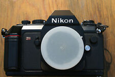 Nikon N2000 Camera Body Only 35mm Made in Japan with Manual Nikon F-301